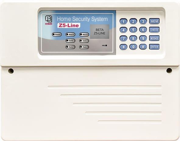 دزدگیر اماکن و تلفن کننده خط ثابت Z5-LINE